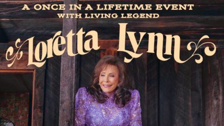 Loretta Lynn To Be Honored With Star-Studded Concert Celebration | Classic Country Music Videos