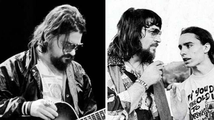 Shooter Jennings Mourns The Passing Of His Brother
