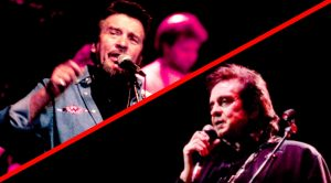 Waylon Jennings & Johnny Cash Had Heart Surgery Within Hours Of Each Other In 1988