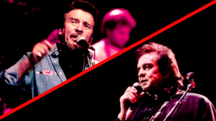 How Johnny Cash's Visit To A Pre-Surgery Waylon Jennings Changed Country Music Forever | Classic Country Music Videos