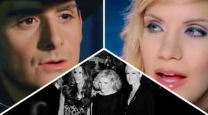 Brad Paisley & Alison Krauss' 'Whiskey Lullaby' Almost Went To The Dixie Chicks