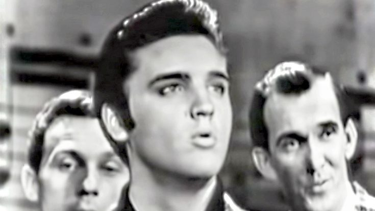 Young Elvis' Breathtaking 'Peace In The Valley' Will Steal Your Heart | Classic Country Music Videos
