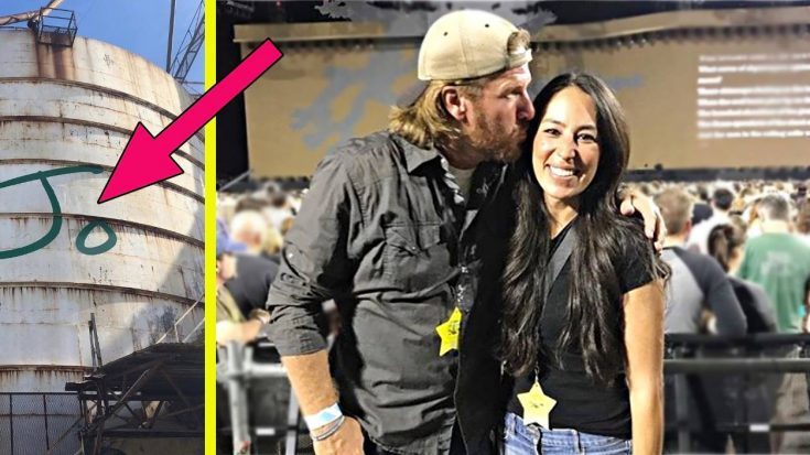 Chip Gaines Inspired By 90s Country Song For Joanna's V Day Gift | Classic Country Music Videos