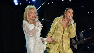 Dolly Parton Joins Music Stars At Grammys For Brilliant Celebration Of Her Music