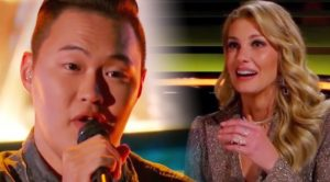 He Can't Speak English, Still Stuns Faith Hill With George Strait Classic