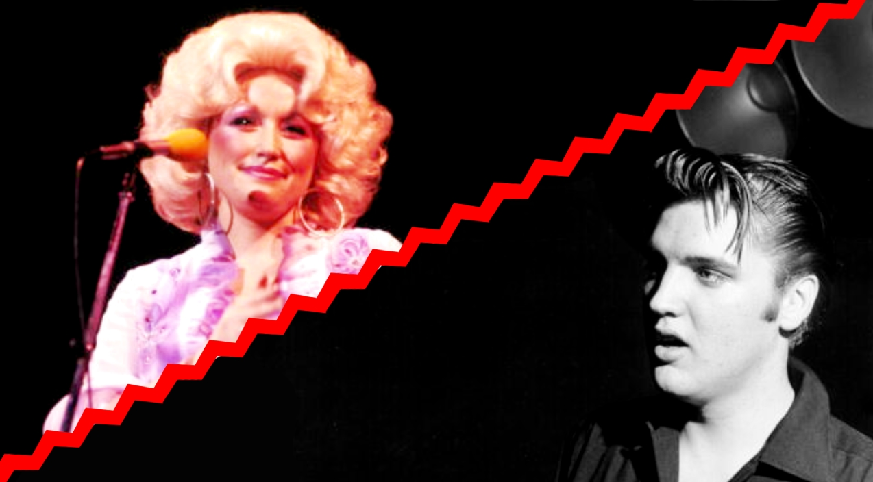 Ever Hear About The Time Dolly Parton Rejected Elvis?