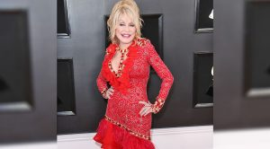 The Important Detail Everyone Missed On Dolly Parton's Grammy Outfit
