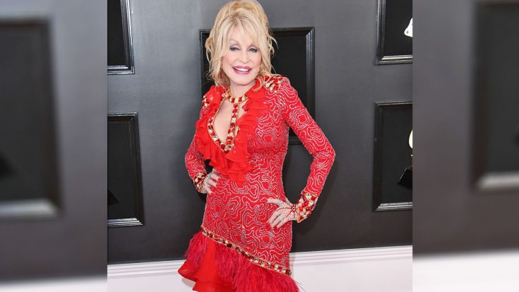 The Important Detail Everyone Missed On Dolly Parton's Grammy Outfit | Classic Country Music Videos