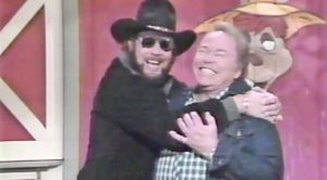 "A Look Back At Some Of Hank Williams Jr.'s Funniest ""Hee Haw"" Moments"
