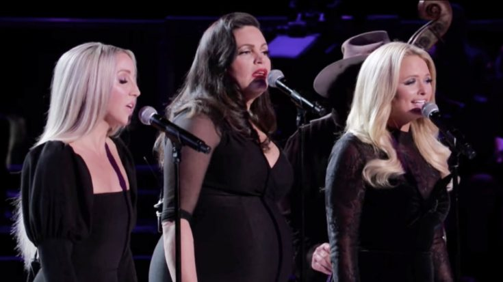 Pistol Annies Make Elvis Presley Proud With Pitch-Perfect 'Love Me' Tribute