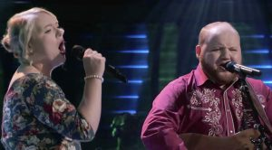 Newlyweds Bring Waylon Jennings Classic To 'The Voice'