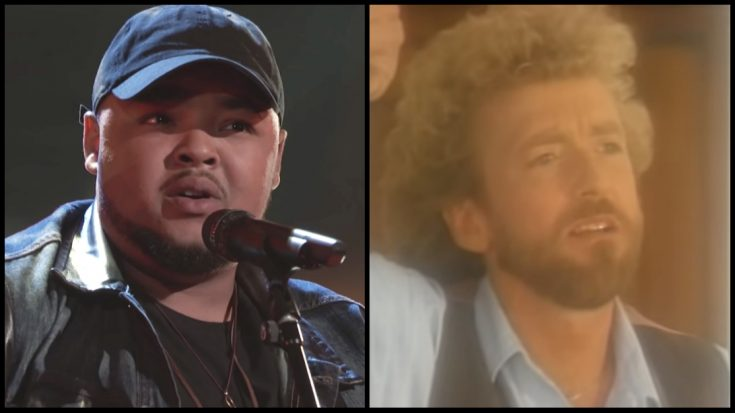 Soulful 'Voice' Contestant Channels Keith Whitley, Lands On Team Blake | Classic Country Music Videos