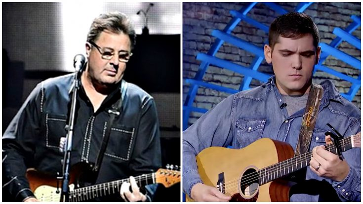 Handsome Oilfield Worker Wows 'Idol' Judges With Stunning Vince Gill Cover