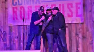 Blake Shelton & Bellamy Brothers Crash Late Night Karaoke Session
