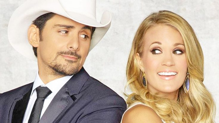 Brad Paisley's Hilarious Birthday Message For Carrie Underwood | Classic Country Music Videos