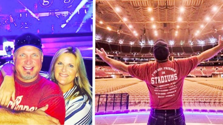 Garth Brooks Finally Announces Next Stop On Monster Stadium Tour   Classic Country Music Videos
