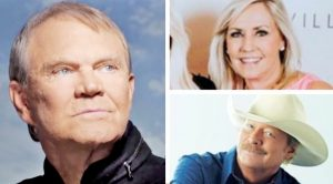 Alan Jackson's Career Took Off After His Wife Met Glen Campbell At The Airport