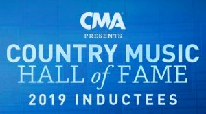 Country Music Hall Of Fame Names New Inductees