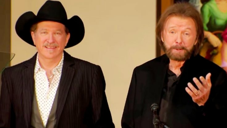 How Kix Brooks & Ronnie Dunn Went From Total Strangers To Hall Of Famers