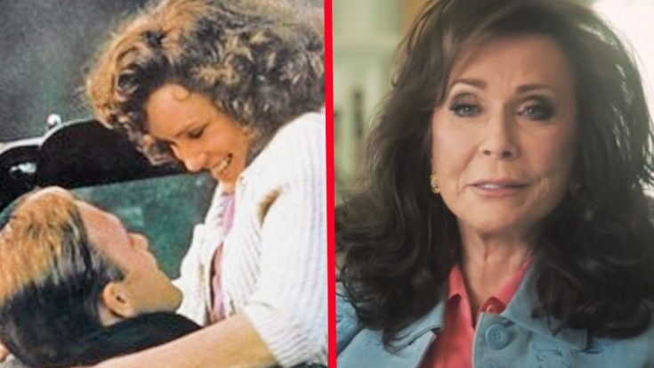 The True Reason You Never See Loretta Lynn In Patsy Cline's Movie 'Sweet Dreams' | Classic Country Music Videos