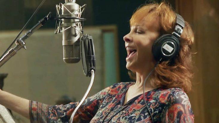 """Reba Releases Brand-New Boot-Stompin' Song """"Storm In A Shot Glass"""" 