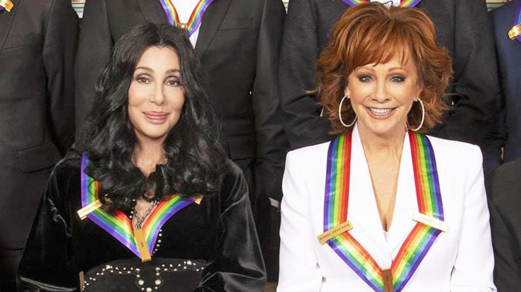 Reba Reveals Her Conversation With Cher At The Kennedy Honors | Classic Country Music Videos