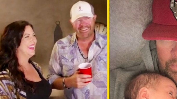 Krystal Keith Shares Dad Toby's First Photo With New Granddaughter | Classic Country Music Videos