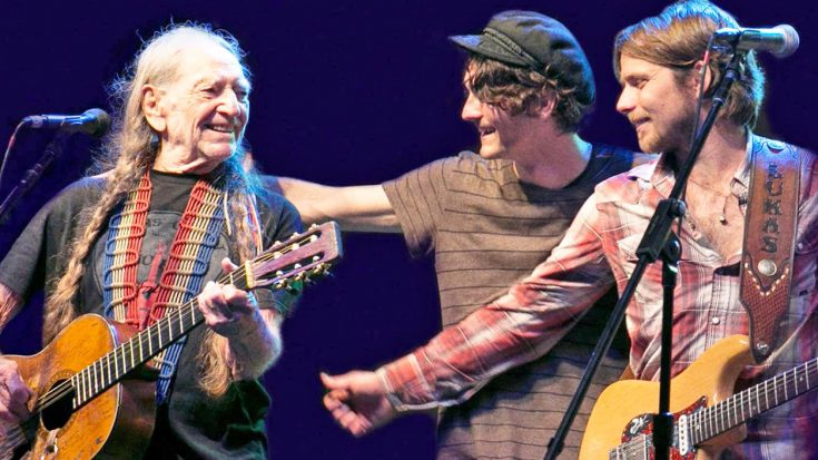 Willie Nelson's Son Just Shared Sweetest Family Photo Ever | Classic Country Music Videos