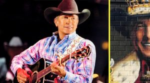 George Strait Gets Texas-Sized Mural That's Fit For A King
