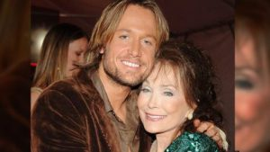 Keith Urban Keeps Promise And Fulfills Loretta Lynn's Birthday Wish