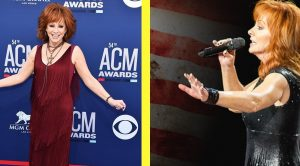 "Reba McEntire Sets ACMs On Fire With Hot New Song ""Freedom"""