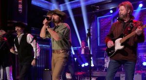Have You Heard Brooks & Dunn's Updated 'Boot Scootin' Boogie'? Here's Your Chance…