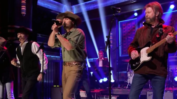 Have You Heard Brooks & Dunn's Updated 'Boot Scootin' Boogie'? Here's Your Chance… | Classic Country Music Videos