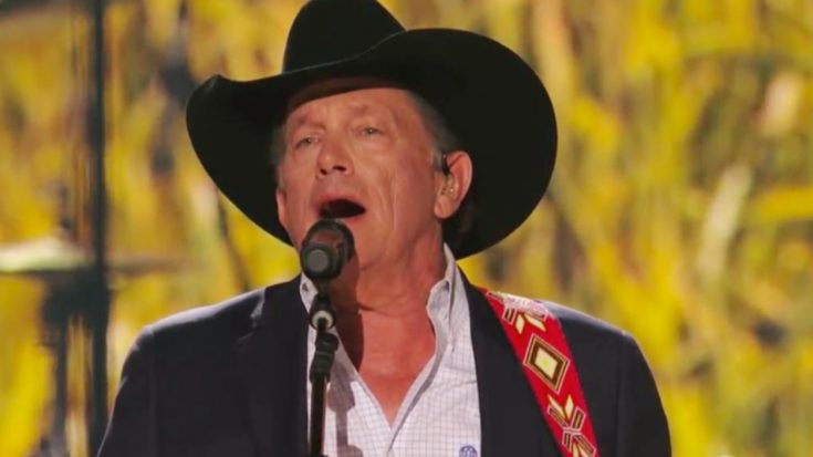 George Strait Sings At ACM Awards For First Time In 4 Years & It's Epic | Classic Country Music Videos