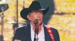 George Strait Spotted Before 2019 ACM Awards Without Cowboy Hat