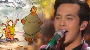 Laine Hardy Rocks 'Idol' Disney Night With Roger Miller's Famous 'Robin Hood' Song