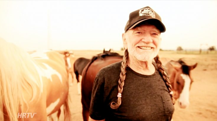 Willie Nelson Rescued & Saved 70 Horses' Lives | Classic Country Music Videos