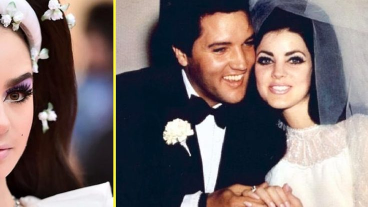 Rock Legend's Daughter Recreates Priscilla Presley's Iconic Wedding Look | Classic Country Music Videos