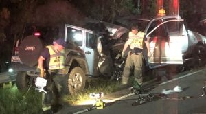 Travis Tritt Narrowly Avoids Fatal Accident