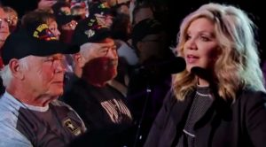 Alison Krauss Sings 'Amazing Grace' To Honor Memorial Day