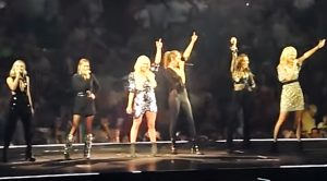 Carrie Underwood, Runaway June, and Maddie & Tae Perform Female Country Medley During 2019 Tour