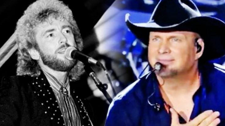Exactly 30 Years After Losing Keith Whitley, Garth Brooks Sang 'Don't Close Your Eyes' | Classic Country Music Videos