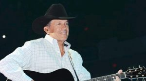 George Strait Almost Unrecognizable While Sporting Facial Hair