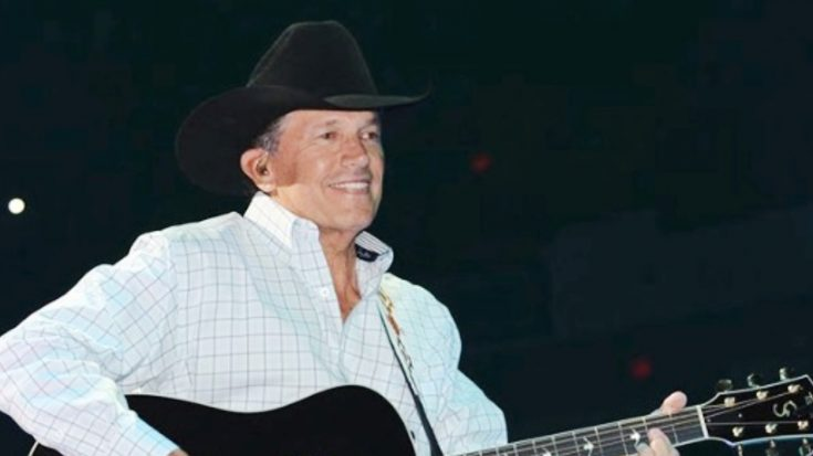 George Strait Almost Unrecognizable While Sporting Facial Hair | Classic Country Music Videos