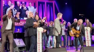 Watch Randy Travis Sing At His Opry Birthday Celebration