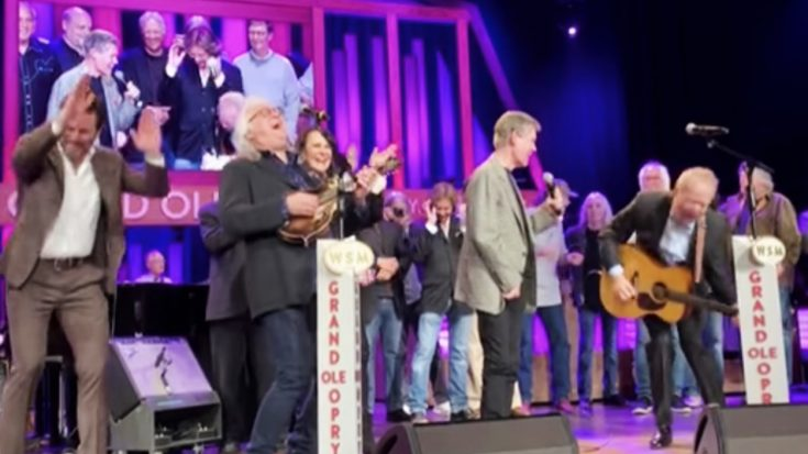 Watch Randy Travis Sing At His Opry Birthday Celebration | Classic Country Music Videos