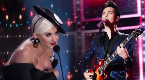 Laine Hardy Performs Rockin' Sam Cooke Cover Before Big Win