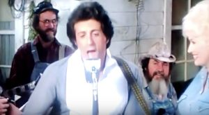 Flashback To When Sylvester Stallone Was A Country Music Singer