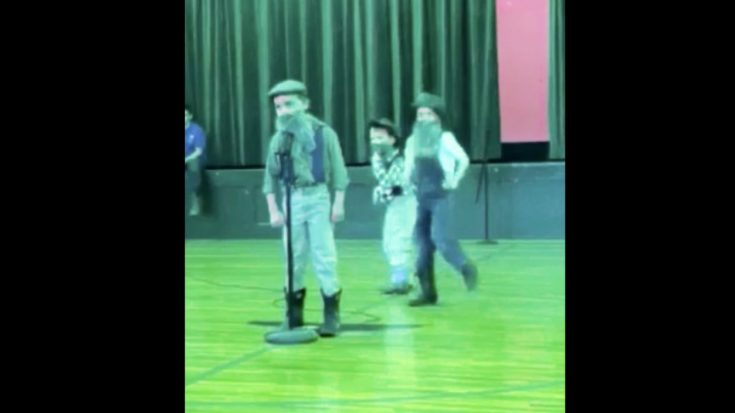 3 Little Boys Recreate 'Constant Sorrow' Scene From 'O Brother, Where Art Thou?'