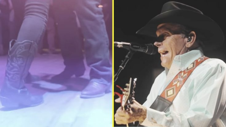 George Strait's 'Honky Tonk Bar' Music Video Is A Two-Steppin' Good Time | Classic Country Music Videos